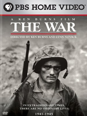 cover image of The War: A Ken Burns Film