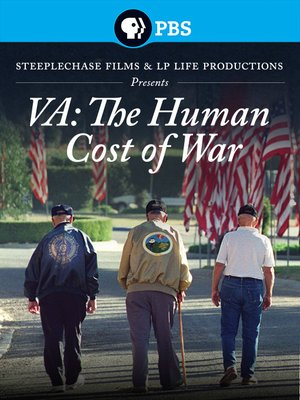 cover image of VA: The Human Cost of War