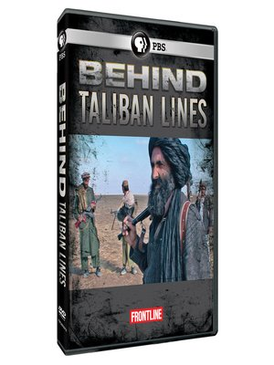 cover image of Behind Taliban Lines