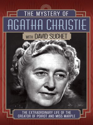 cover image of The Mystery of Agatha Christie with David Suchet