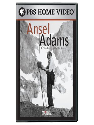 cover image of Ansel Adams