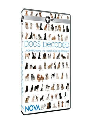 cover image of Dogs Decoded