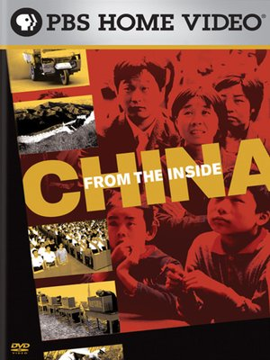 cover image of China from the Inside: Power and the People