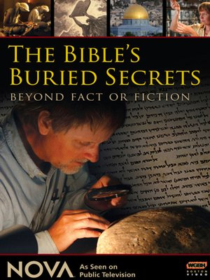 cover image of The Bible's Buried Secrets