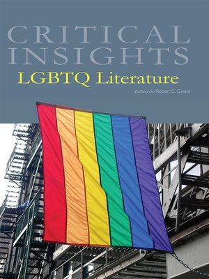 cover image of Critical Insights LGBTQ Literature