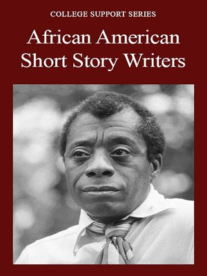cover image of African American Short Story Writers
