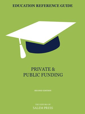 cover image of Private & Public Funding