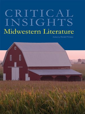 cover image of Critical Insights: Midwestern Literature
