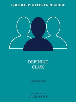 cover image of Defining Class