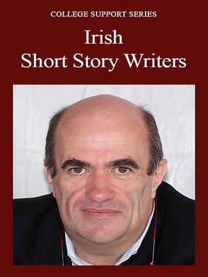cover image of Irish Short Story Writers