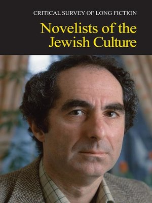 cover image of Critical Survey of Long Fiction: Novelists of the Jewish Culture