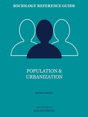 cover image of Population & Urbanization