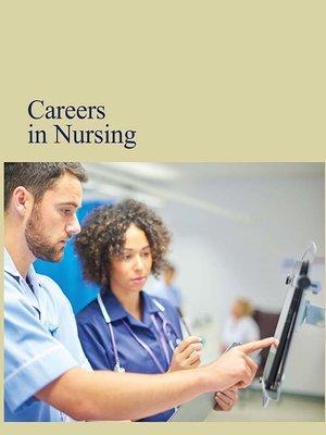 cover image of Careers in Nursing