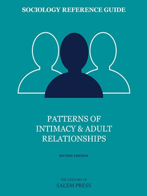 cover image of Patterns of Intimacy & Adult Relationships