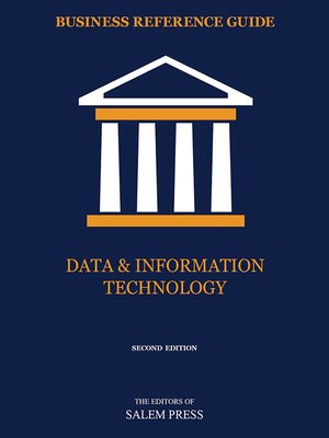 cover image of Data & Information Technology