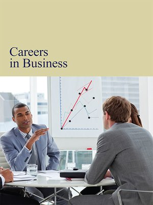 cover image of Careers in Business