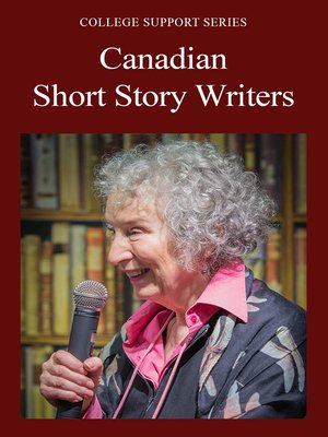 cover image of Canadian Short Story Writers