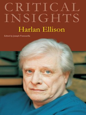 cover image of Critical Insights: Harlan Ellison