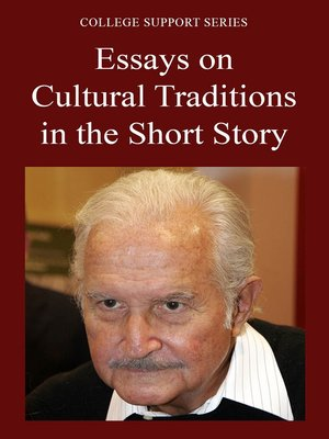 cover image of Essays on Cultural Traditions in the Short Story
