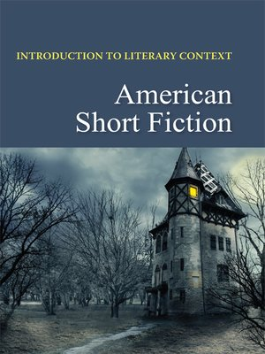 cover image of Introduction to Literary Context: American Short Fiction