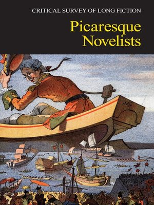 cover image of Critical Survey of Long Fiction: Picaresque Novelists