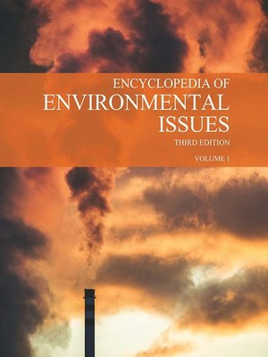 cover image of Encyclopedia of Environmental Issues