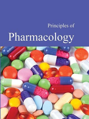 cover image of Principles of Science: Pharmacology
