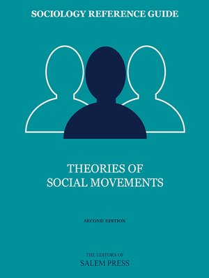 cover image of Theories of Social Movements