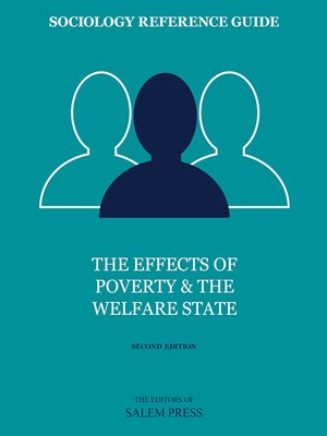 cover image of The Effects of Poverty & the Welfare State