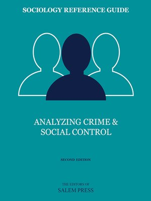 cover image of Analyzing Crime & Social Control