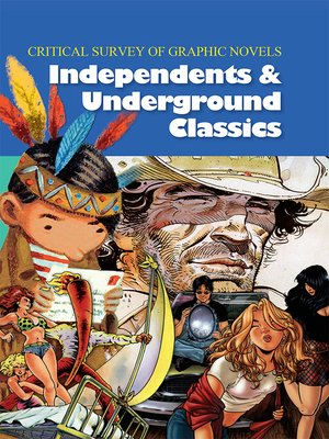 cover image of Critical Survey of Graphic Novels
