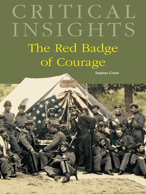 cover image of Critical Insights: The Red Badge of Courage
