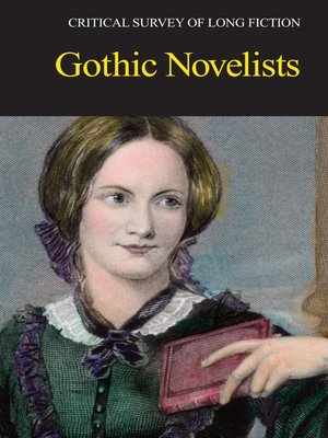 cover image of Critical Survey of Long Fiction: Gothic Novelists