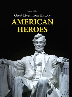 cover image of Great Lives from History: American Heroes