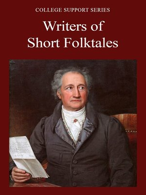 cover image of Writers of Short Folktales