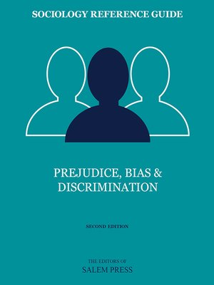cover image of Prejudice, Bias & Discrimination