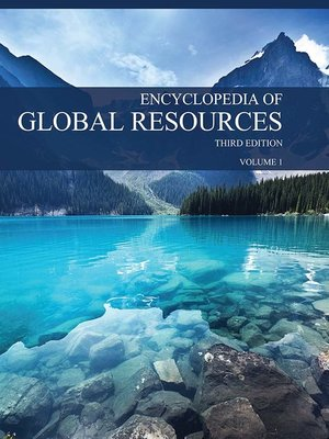 cover image of Encyclopedia of Global Resources