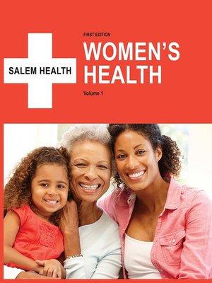 cover image of Salem Health: Women's Health