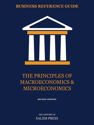 cover image of The Principles of Macroeconomics & Microeconomics