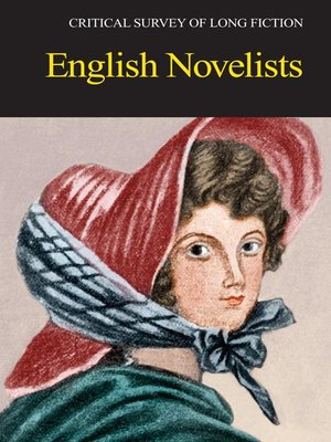 cover image of Critical Survey of Long Fiction: English Novelists
