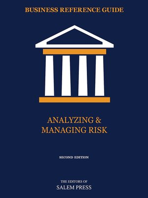 cover image of Analyzing & Managing Risk