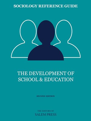 cover image of The Development of School & Education