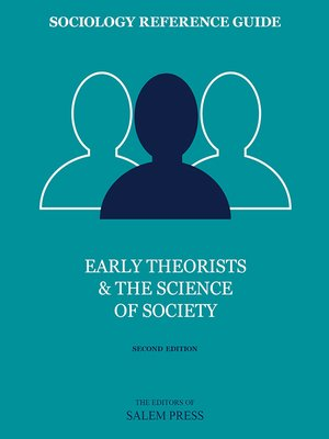 cover image of Early Theorists & the Science of Society