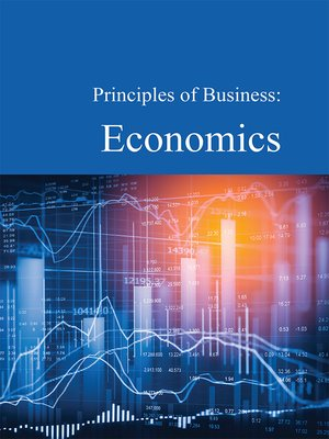 cover image of Principles of Business: Economics