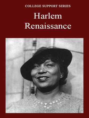cover image of Harlem Renaissance