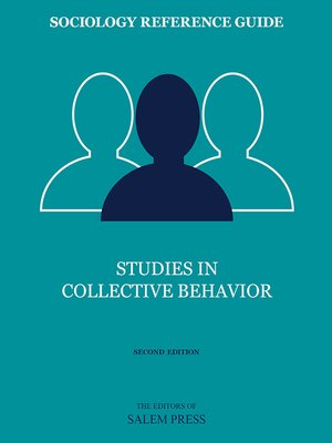 cover image of Studies in Collective Behavior