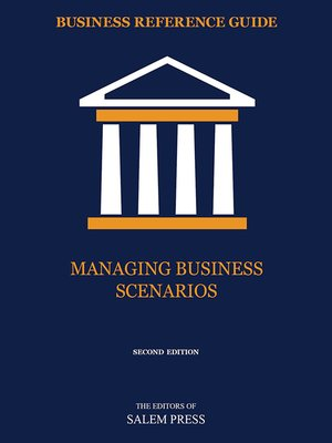 cover image of Managing Business Scenarios