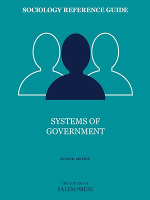 cover image of Systems of Government