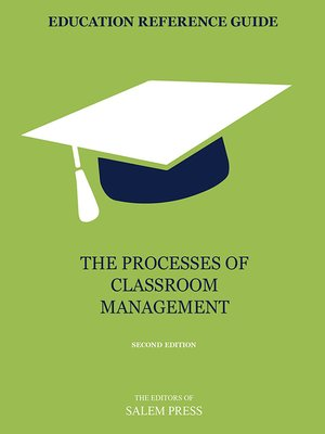 cover image of The Processes of Classroom Management