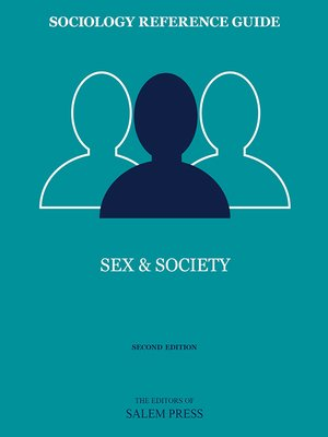 cover image of Sex & Society